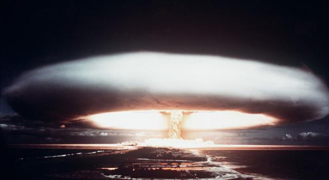 Сiencia Pregunta Trivia: ¿Cuándo fue la primera prueba de una bomba de hidrógeno?