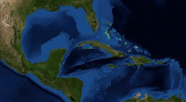 Geografía Pregunta Trivia: ¿Cuántos países de Sudamérica tienen costa al mar Caribe?