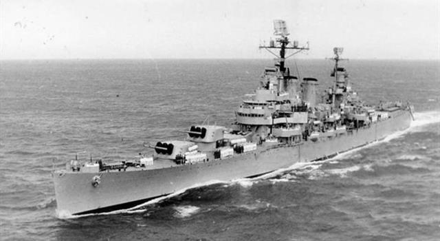 Historia Pregunta Trivia: ¿Dónde resultó hundido el crucero ligero que originalmente fuera el USS Phoenix, sobreviviente del ataque a Pearl Harbor en diciembre de 1941?