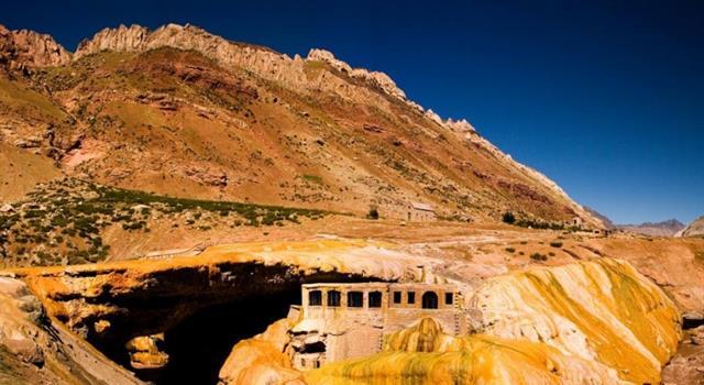 Geografía Pregunta Trivia: ¿Dónde se encuentra El Puente del Inca?