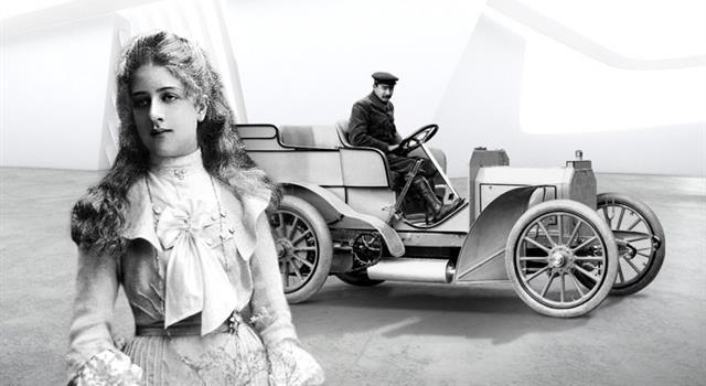 Historia Pregunta Trivia: ¿A quién hace referencia el nombre Mercedes en la marca Mercedes-Benz?