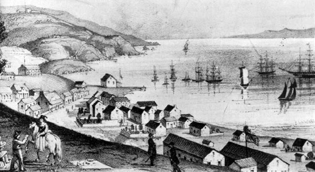 Historia Pregunta Trivia: En 1818, ¿las fuerzas de qué país sudamericano ocuparon la ciudad y el fuerte de Monterey (California) durante 6 días?