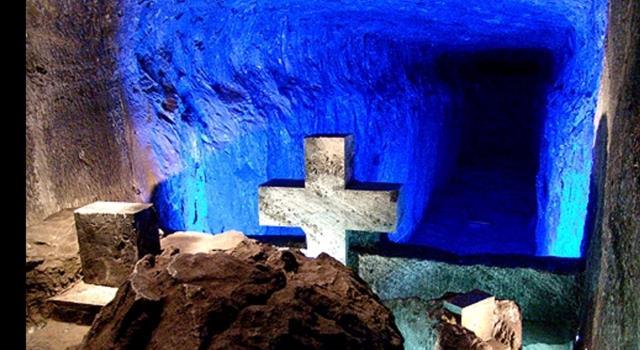 Geografía Pregunta Trivia: ¿En cuál población colombiana se construyó una catedral de sal?