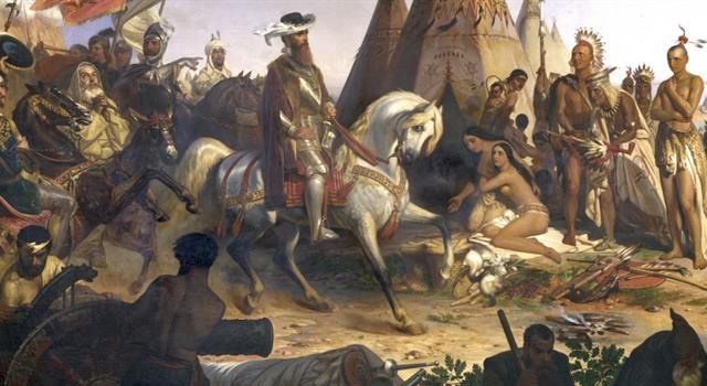 Історія Запитання-цікавинка: Хто став першим з європейців, які вийшли на американський берег Тихого океану?
