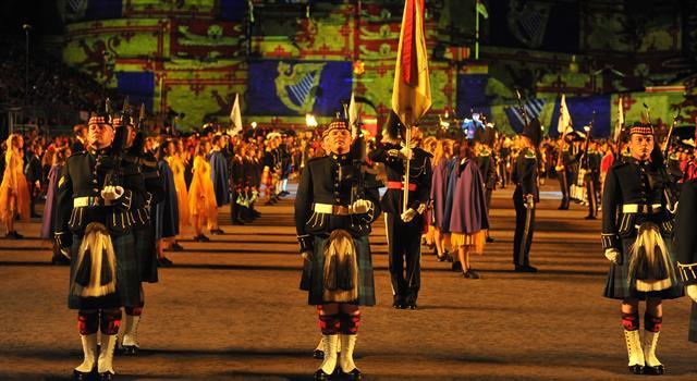Cultura Pregunta Trivia: ¿Qué es el Royal Edinburgh Military Tattoo?