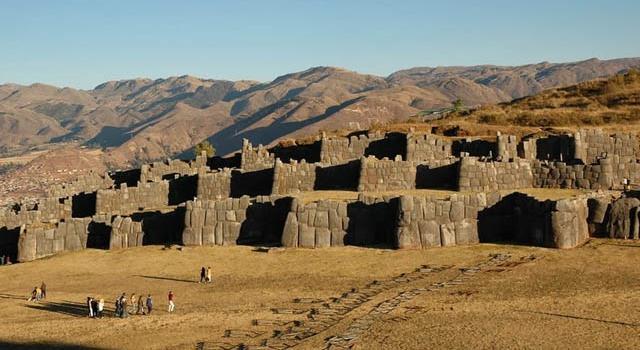 Historia Pregunta Trivia: ¿Qué imperio precolombino construyó las Murallas de Sacsayhuamán?
