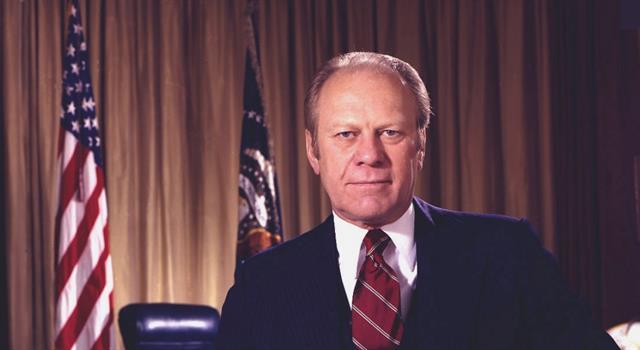 Historia Pregunta Trivia: ¿Quién fue vicepresidente y presidente de los Estados Unidos sin haber sido elegido por votación popular?