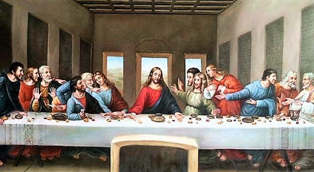 """Cultura Pregunta Trivia: ¿Quién pintó """"La última cena""""?"""