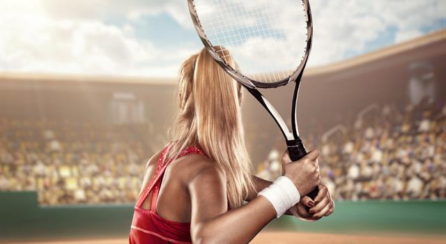 sport Pytanie-Ciekawostka: Jakim geometrycznym kształtem jest kort tenisowy?