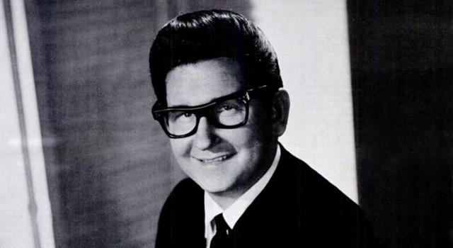 """Kultur Wissensfrage: Welche Farbe steht vor """"Angel"""" und """"Bayou"""" auf Roy Orbison's Singles?"""