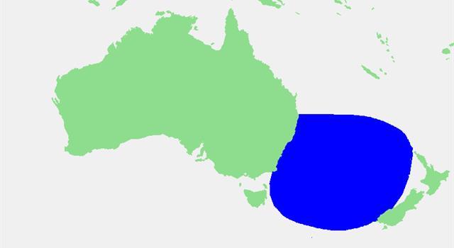 Geografia Pytanie-Ciekawostka: Jakie morze oddziela Australię od Nowej Zelandii?
