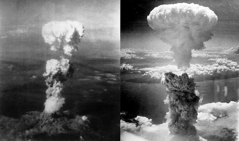 Geschichte Wissensfrage: Was ist die erste japanische Stadt, die 1945 durch eine Atombombenexplosion zerstört wurde?