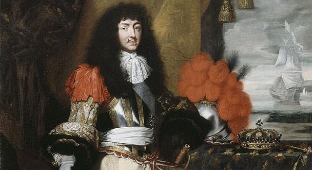 Historia Pregunta Trivia: ¿A qué monarca se lo conocía como el rey Sol ?