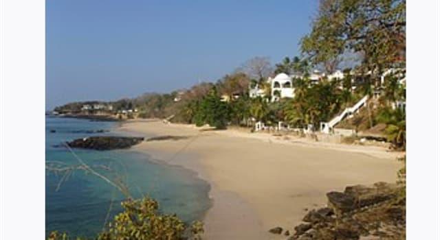 Geografía Pregunta Trivia: ¿A qué país pertenece la Isla Contadora?