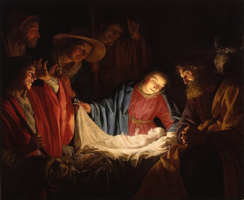 Kultura Pytanie-Ciekawostka: Według Ewangelii Mateusza i Łukasza, które miasto jest miejscem narodzin Jezusa Chrystusa?
