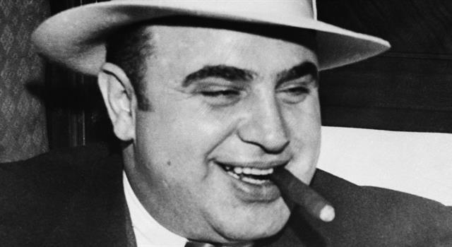 Geschichte Wissensfrage: Für welches Verbrechen wurde Al Capone zu 11 Jahren Gefängnis verurteilt?