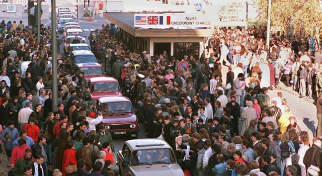 Geographie Wissensfrage: In welcher Stadt befand sich Checkpoint Charlie?