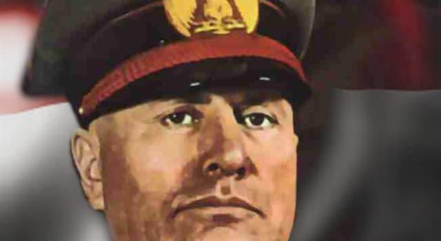 Historia Pregunta Trivia: ¿Cómo murió Benito Mussolini?