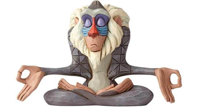 Películas Pregunta Trivia: ¿Cómo se llama el mono de la película El Rey León?