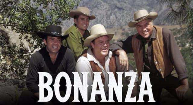 Películas Pregunta Trivia: ¿Cuál de los actores principales de la serie Bonanza fue el primero en abandonarla?