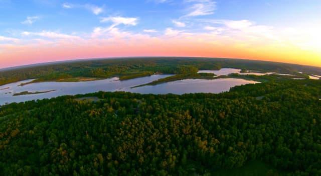 Geografía Pregunta Trivia: ¿Cuál es el lago más grande de Norte América?