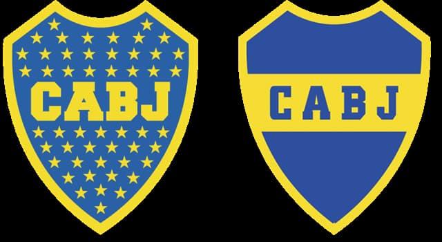 Deporte Pregunta Trivia: ¿Cuál es el país cuyos colores replica el escudo el Club Atlético Boca Juniors?