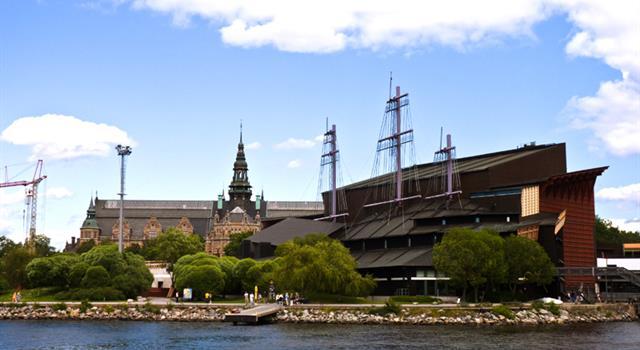 Cultura Pregunta Trivia: ¿Cuál es el tema principal del Museo Vasa, en Estocolmo?