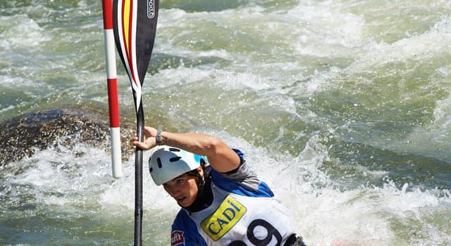 Deporte Pregunta Trivia: ¿Cuál es la diferencia entre kayak y una canoa?
