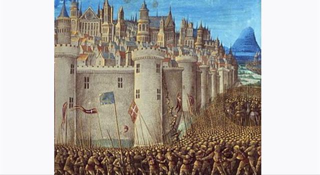 Historia Pregunta Trivia: ¿Cuál fue el número de cruzadas emprendidas contra los musulmanes hasta 1291?