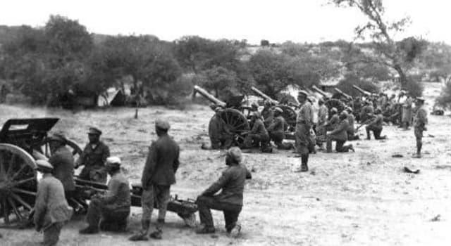 Historia Pregunta Trivia: ¿Cuál fue la guerra más grande en iberoamérica durante el siglo XX?