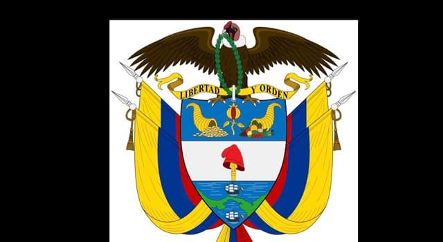 Historia Pregunta Trivia: ¿Cuántas denominaciones por cambios políticos y territoriales tuvo Colombia durante el siglo XIX?