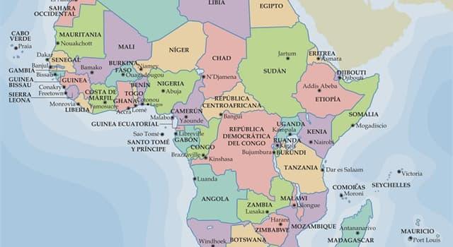 Historia Pregunta Trivia: ¿Cuántos países africanos eran independientes en el año 1900?