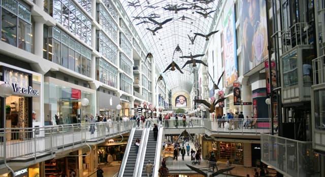 Sociedad Pregunta Trivia: ¿Dónde se encuentra el mayor centro comercial subterráneo del mundo?