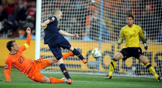 Deporte Pregunta Trivia: ¿En qué tiempo se anotó el gol más rápido de la historia de los Mundiales de Fútbol?