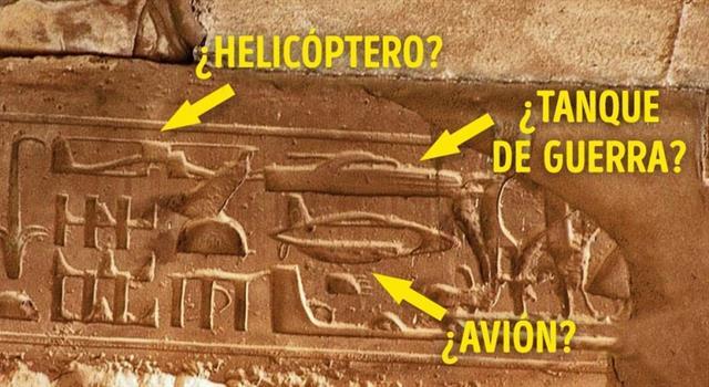 Cultura Pregunta Trivia: ¿En qué lugar específico se encuentra el Jeroglífico Abydos o Abidos de Egipto?