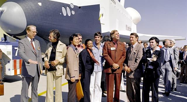 """Film & Fernsehen Wissensfrage: Von welchem Schauspieler wurde die Rolle des Commander Spock im Film """"Star Trek"""" gespielt?"""