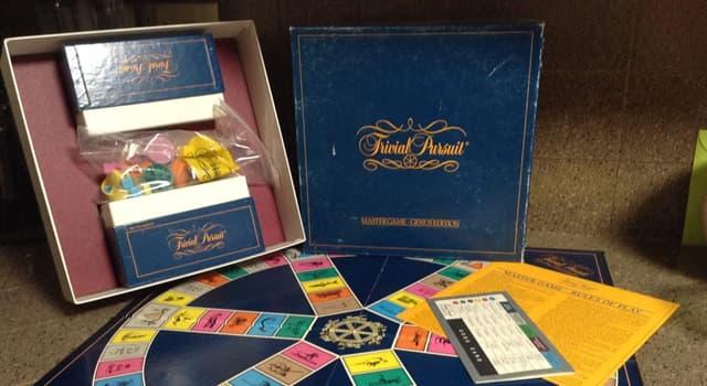 Geschichte Wissensfrage: Wo wurde das Brettspiel Trivial Pursuit erfunden?
