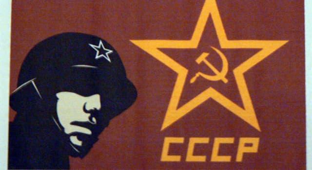 historia Pytanie-Ciekawostka: Kiedy rozpadł się Związek Radziecki?