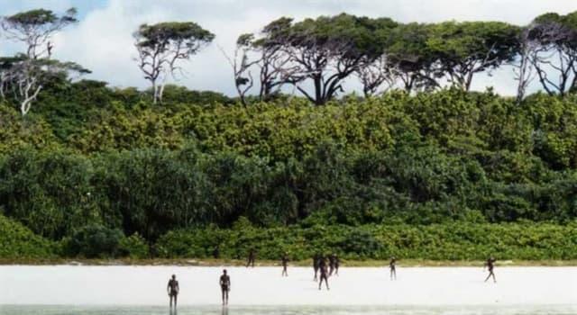 Geografía Pregunta Trivia: ¿Por qué es peligrosa la isla Sentinel del Norte?