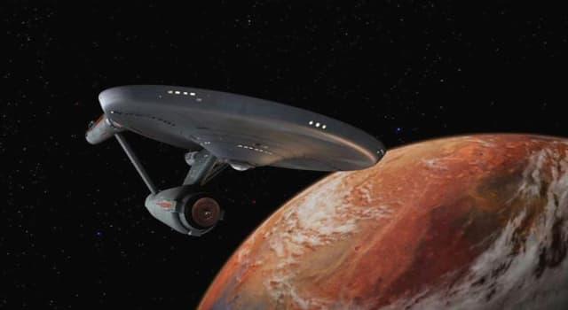 Películas Pregunta Trivia: ¿Qué actor personificó al capitán de la nave Enterprise en el primer piloto de la serie Star Trek?