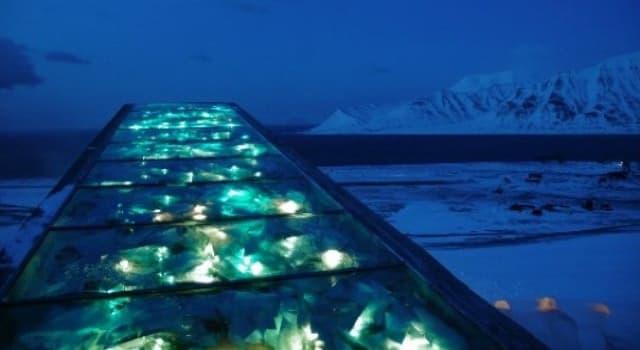 Сiencia Pregunta Trivia: ¿Qué contiene la Bóveda de Svalbard?