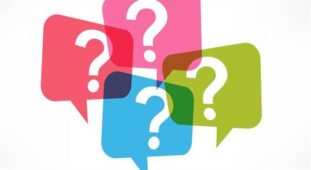 Cultura Pregunta Trivia: ¿Qué es una chirigota?