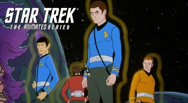 Películas Pregunta Trivia: ¿Qué personaje de la serie Star Trek original no fue incluido en la posterior Serie Animada?