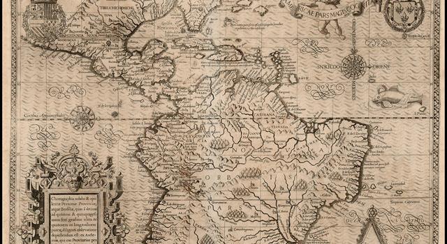 Historia Pregunta Trivia: ¿Quién dibujó el primer mapa de América?