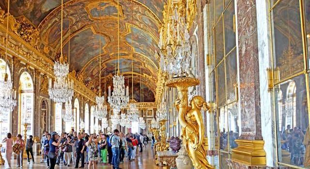 Historia Pregunta Trivia: ¿Quién mandó construir el Palacio de Versalles?