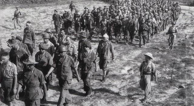 historia Pytanie-Ciekawostka: Która bitwa zakończyła panowanie Francji w Wietnamie?