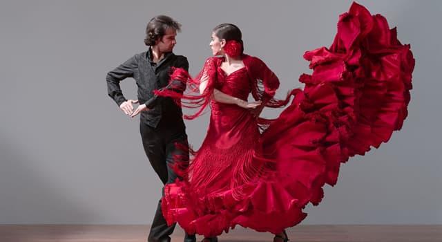 Kultur Wissensfrage: Was halten spanische Tänzer in den Händen?