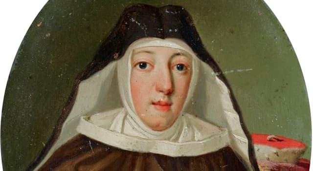 historia Pytanie-Ciekawostka: Czego patronką jest Św. Klara?