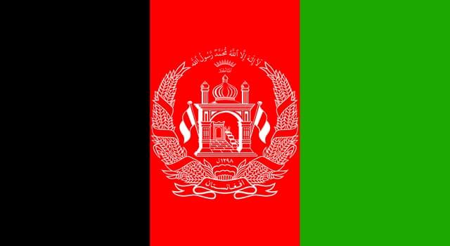 Географія Запитання-цікавинка: Яке місто є столицею Афганістану?