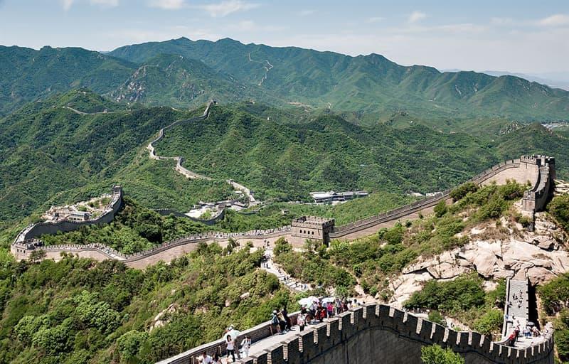Geografia Pytanie-Ciekawostka: Co jest stolicą Chin?